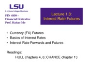 FIN4850_1_3_Interest_Rate_Futures
