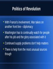 6 - Politics of Revolution-2
