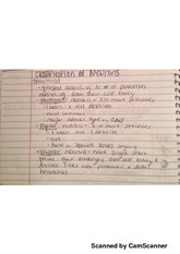 Classification of Neuron notes