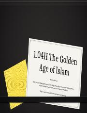 1.04H The Golden Age of Islam.pptx