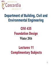 11 CIVI 435 Complimentary Studies 2 Winter 2016.pdf