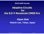 ISSCC_09_Itoh