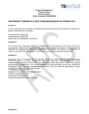 Project scope_Assessment 1_S40050088.doc