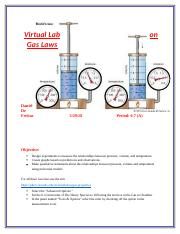 Virtual Lab on Gas Laws.docx