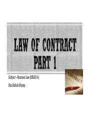 83930_Law of Contract -Part 1 (12072016).pdf