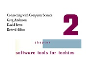 chapter02.Software Tools for Techies