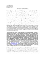 Essay 4-Political Science