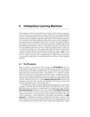 CSCI 6505 Ubiquitous Learning Machines