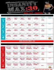 Insanity-Max-30-Ab-Maximizer pdf - Ab MAXIMIZER Start Date