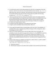 Homework 4 on Mathematicsl Methods in Physics
