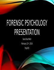 forensic psychology essay questions The study of criminal psychology has been given a number of names including forensic psychology, legal psychology and criminal psychology but under all these titles, psychologist have aimed to gain knowledge of criminal behaviour in order to both investigate and absolve crimes and ultimately to prevent them.