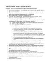 Study Guide for Chapter 39 Exam 3.doc