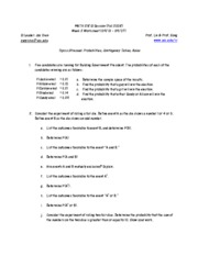 Si - week 2 worksheet
