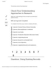 020. Question - Using Existing Records.pdf