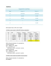 capital budgeting mini case Ford company capital budgeting project #3 mini case: ford company capital budgeting project: you are provided with the following information to determine ford's weighted average cost of.