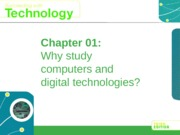 ch01 Why study computers and digital technologies