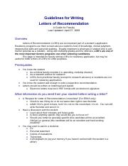 Guidelines_For_Writing_Letters_Of_Recommendation