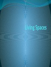 Living Spaces.pptx