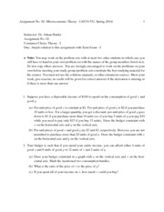 MicroeconomicTheory_I_Assignment02