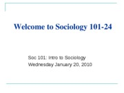 soc101_welcome_012010