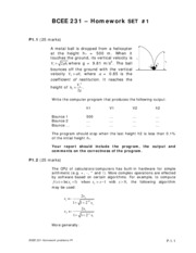 BCEE231- Homework Problems Set 1.pdf