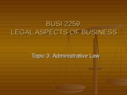 TOPIC_3_-_ADMINISTRATIVE_LAW