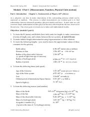 Module 1 Study Guide 10-pages