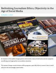 Rethinking Journalism Ethics, Objectivity in the Age of Social Media.pdf
