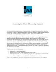 CL09 - Considering the Effects of Accounting Standards - EAA.doc