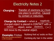 Electricity Notes 2