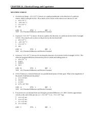 Chapter 16 answers