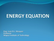 _Energy Equation 1