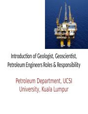 Lecture 3 Petroleum Engineers Roles & Responsibility (1).pptx