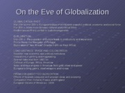 2.+Eve+of+Colonization