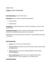 BUS 150 Ch. 5 Notes.docx