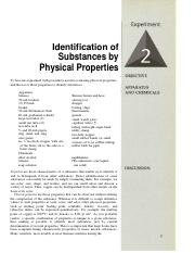 Identification of Substances by Physical Properties lab.pdf