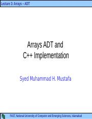 DS+Lecture+03+-+Arrays+ADT.ppt