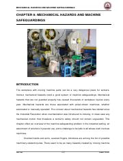 Chapter 8 - Mechanical hazards and safeguard.pdf