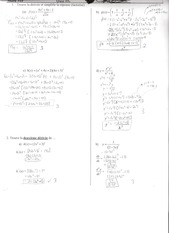 Calculus Quiz 5