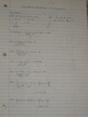 Distributive Property (in Algebra) & Exponents Notes