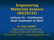 NG2S233_Lec14_CCT_Steel&Applications.ppt