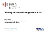 EE2022_Creating a Balanced Energy Mix in Southeast Asia_EE2022 Electrical Energy Systems Guest_30 Au