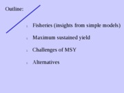 Lecture 27-cwo-fisheries