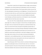 Topics For A Proposal Essay  Pages Kauter Ap Government Summer Assignment Essay  Anne Importance Of English Essay also Living A Healthy Lifestyle Essay Thomas Paine Study Resources Good Thesis Statements For Essays