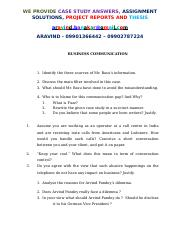 Analyze the reasons for Arvind Pandey's dilemma. Does Arvind Pandey really face a dilemma.doc