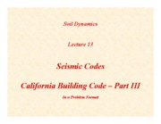 SD-Lecture13-Seismic-Codes-III