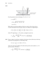 14_Ch 24 College Physics ProblemCH24 Wave Optics