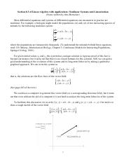 Nonlinear Systems and Linearization.pdf