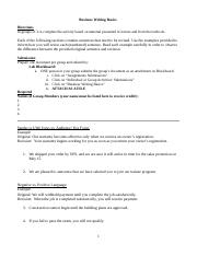 Business Writing Basics_Groups_Student Version.docx