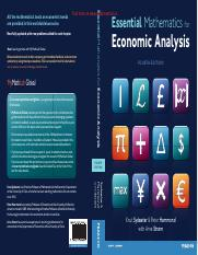 Essential Mathematics for Economic Analysis (4th Edition).pdf